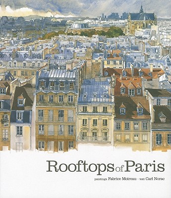 Rooftops of Paris By Moireau, Fabrice